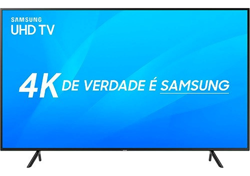 Smart Tv Led 40 Samsung Ultra Hd 4k 40nu7100 Com Conversor