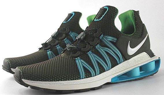 Nike Shox Gravity Tenis Running Training Hombre 8.5 Us 10.5