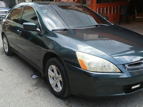 Vendo Honda Accord 2004, En Optimas Condiciones