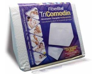 Almohada Triangular De Espuma Funda Desmontable Fiberball