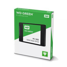 Hd Ssd 1tb 2.5 Sata 6 Gb/s Wd Green Wds100t2g0a - Original