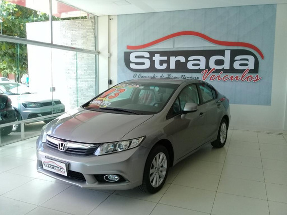 Civic Sedan Lxs 1.8 Flex Aut. 4p