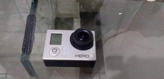 Camera Go Pro Hero 3 Com Defeito