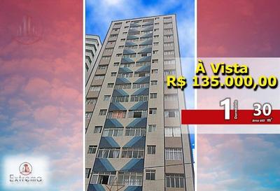 Kitnet Com 1 Dormitório À Venda Por R$ 135.000 - Guilhermina - Praia Grande/sp - Kn0085