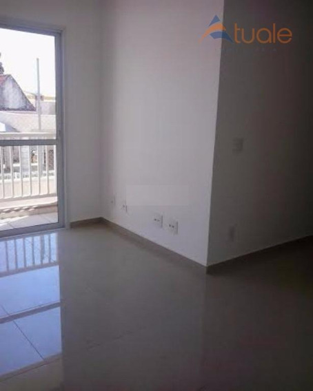 Apartamento Residencial Para Venda E Locação, Jardim Santa Izabel, Hortolândia. - Ap3273