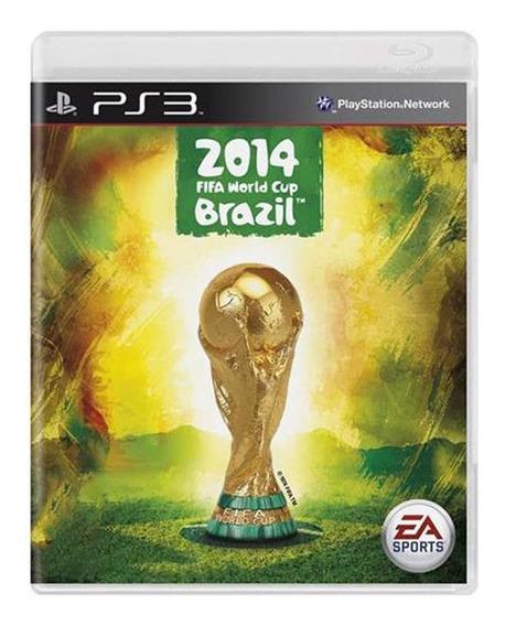 Copa Do Mundo Da Fifa Brasil 2014 - Ps3 - Usado - Original
