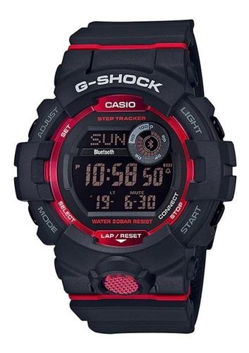 Casio G-shock G-squad Gbd-800-1bcr Bluetooth Reloj Hombre