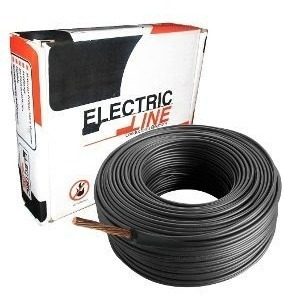 Cable Electrico Thw Cal 10 Electric Line 100% Cobre 100 Mts