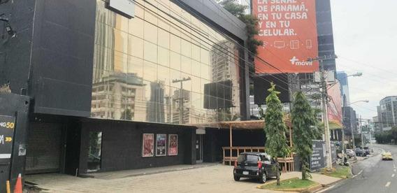 Bella Vista Cotizado Edificio Comercial En Alquiler Panamá C
