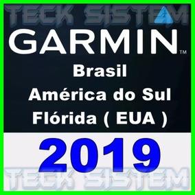 Atualização Gps Garmin Mapa Brasil 2019