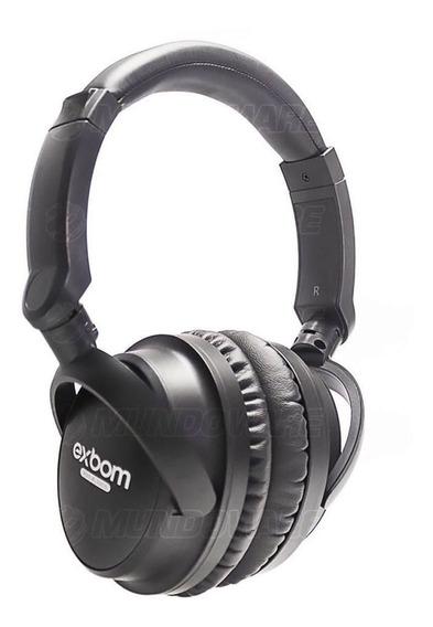 Fone Bluetooth Com Cancelamento De Ruído Anc Dobrável Noise