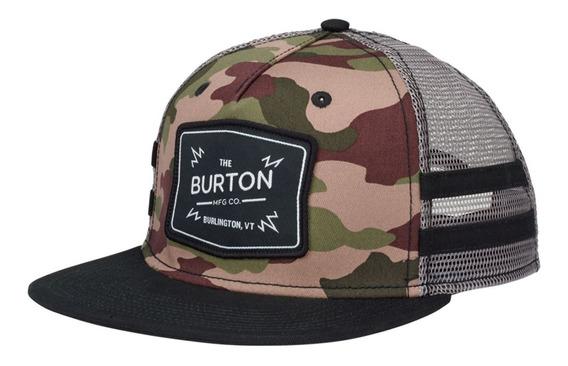 Cap Burton Bayonette Snapback