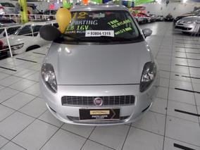 Fiat Punto 1.8 16v Sporting Aut.aceito Troca Financio