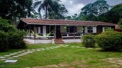 Ref.: 232 - Rural Em Embu Guaçu, No Bairro Recanto Das Vertentes - 2 Dormitórios