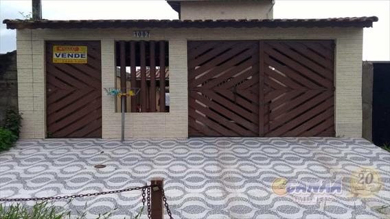 Sobrado Com 3 Dorms, Balneário Itaguai, Mongaguá - R$ 220 Mil, Cod: 6852 - V6852