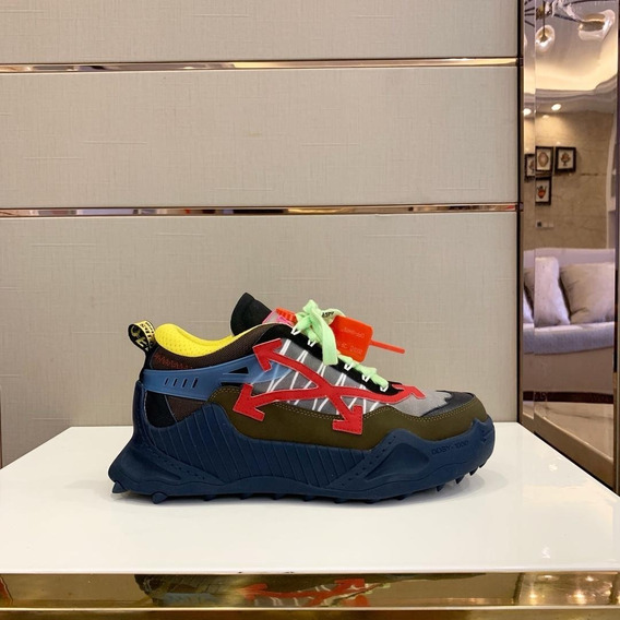 Tênis Off-white Odsy-1000 Sneahers - 002