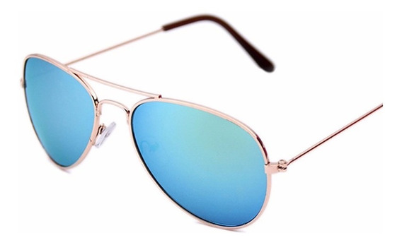 Óculos Sol Aviador Infantil Menina Menino Crianças Cores Div
