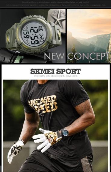 Relógio Sport Skmei Original Prova Dágua + Caixa
