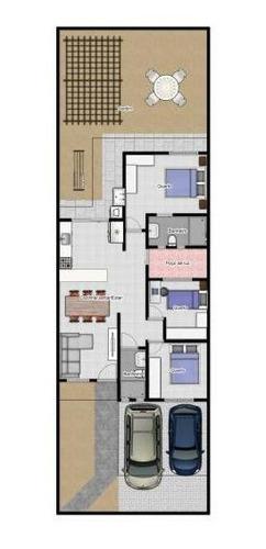 Casa Para Venda Em Guarapuava, Alto Da Xv, 3 Dormitórios, 1 Suíte, 1 Banheiro, 2 Vagas - Cs-0015_2-1005359