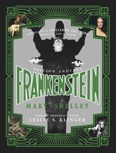 Frankenstein Anotado, Mary Shelley, Akal