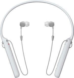 Auricular Sony Bluetooth New Wi-c400 Original Negro/ Blanco