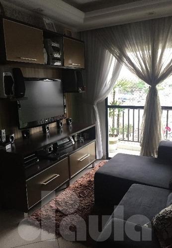 Imagem 1 de 14 de Apartamento Em Santo André Região Central Com 69 Metros Todo - 1033-8751