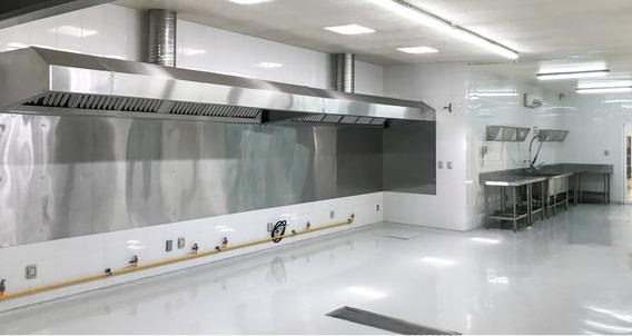 Cocina Industrial Y Almacén San Luis Potosí