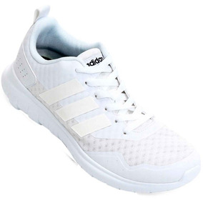 Tenis adidas Cf Lite Flex Feminino Aw4200 - Branco