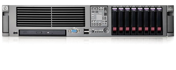 Servidor Hp Dl380 G5 4hd146 2 Xeon E5430 - 458565-201