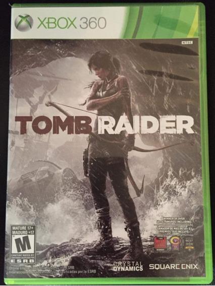 Tomb Raider Para Xbox 360