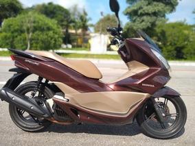 Honda Pcx 150 Dlx Único Dono,nmax,lead,neo