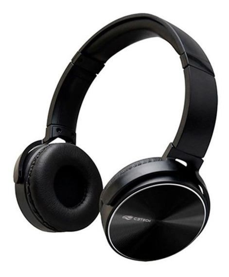 Fone De Ouvido C/microfone Ph-110bk Preto C3 Tech
