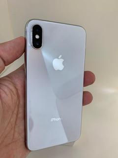 iPhone X 256gb De Perfeito Sem Arranhão + Qualificação 100%