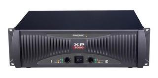 Potencia Amplificador Phonic Xp3000 2800 Watt Power Amplifi