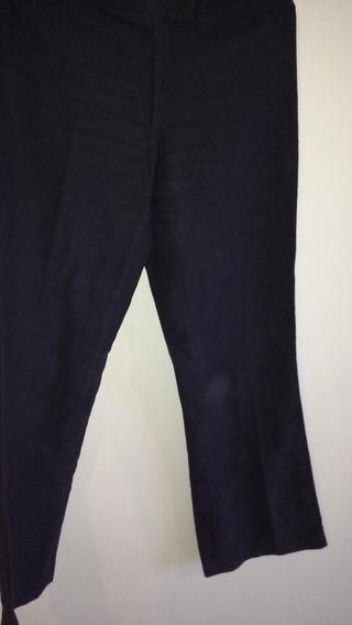 Pantalon Gamuzado De Vestir Talle L