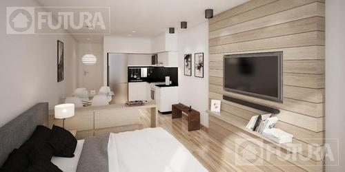 Venta Departamento De 1 Dormitorio - Rosario - Centro