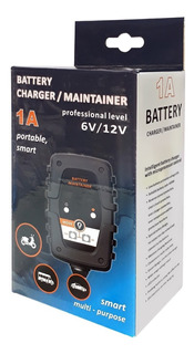 Mantenedor Bateria 6v-12v