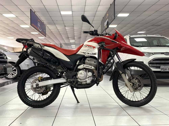 Honda Xre 300cc Ano 2014 Com Kit Adventure Financiamos