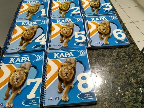 Coleção Anglo Kapa Completa Vestibulares E Enem !!!!!!