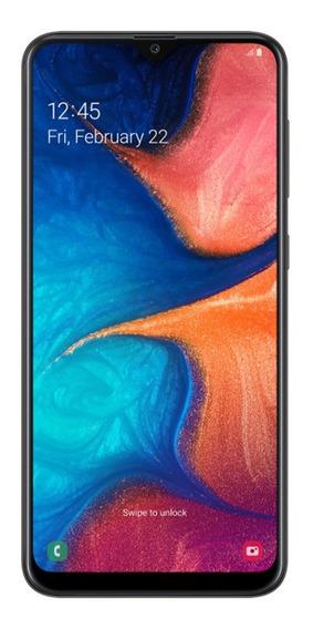 Celular Samsung Galaxy A20 32gb Câmera Dupla 13mp + 5mp