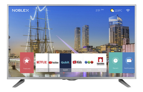 Smart TV Noblex DJ55X6500 LED 4K 55""