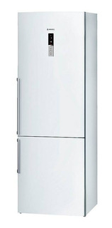 Heladera Bosch Kgn49aw22 440l No Frost Blanca A+ En Stock