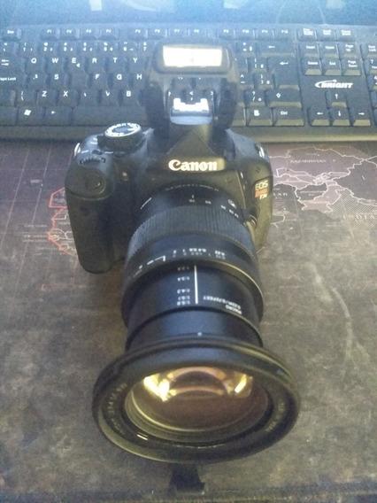 Canon T3i + 17-70 2.8 Sigma
