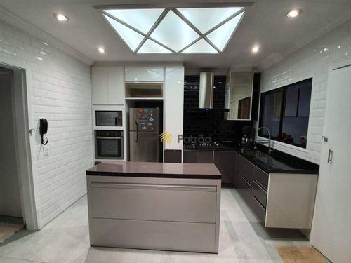 Imagem 1 de 22 de Apartamento À Venda, 76 M² Por R$ 350.000,00 - Vila Euclides - São Bernardo Do Campo/sp - Ap3419