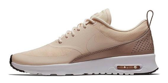 Tenis Nike Air Max Thea Originales + Envío Gratis + Msi