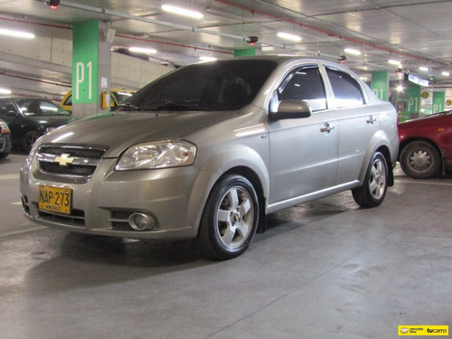 Chevrolet Aveo Emotion 1.6l