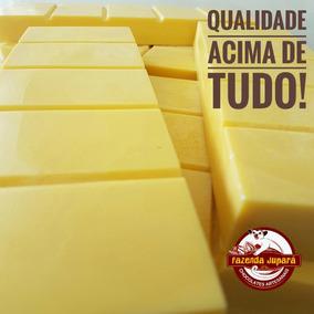 Manteiga De Cacau Pura E Natural - Em Barras De 400 G