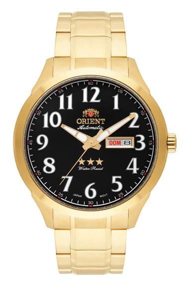 Relógio Orient Masculino 469gp074 P2kx