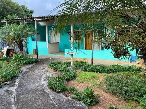 Casa Com 2 Dormitórios À Venda, 140 M² Por R$ 320.000,00 - Jardim Colonial - São José Dos Campos/sp - Ca0467