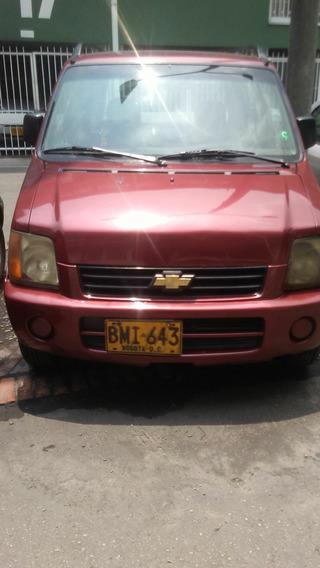 Chevrolet Wagon R Wagon + Plus